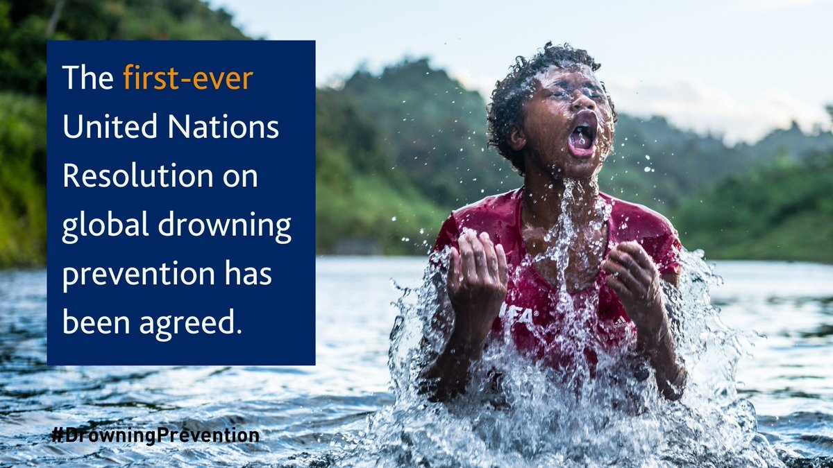WHO Reports Shows Two-Thirds Global Drowning Deaths And Recommendations for Action To Save Lives