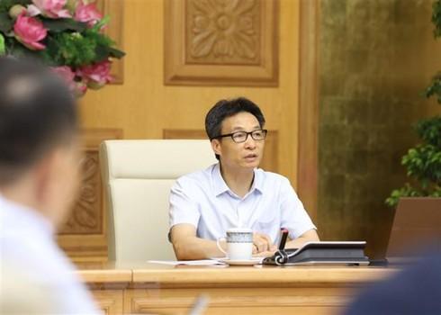 vietnam deputy pm orders strictly handling violations of covid 19 control regulations