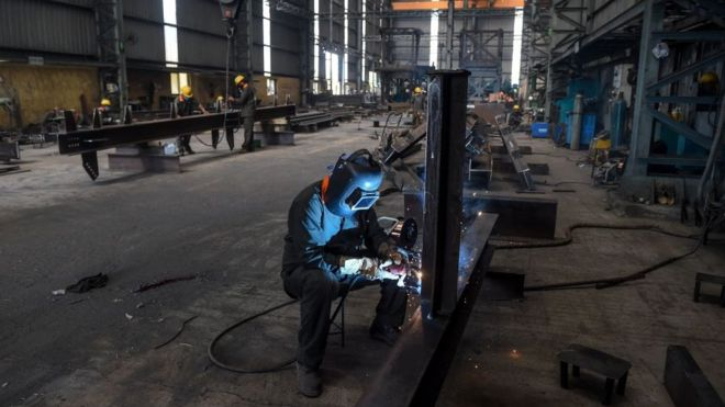 China's days as 'the world's factory' is said to be over soon
