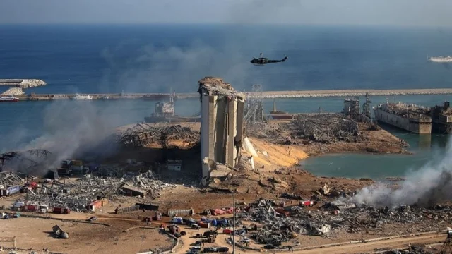 Beirut explosion's more arrests ordered and US requires a governmental reform to give 'bailout'
