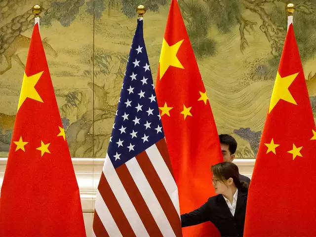 us democrats china in accusation of being in cahoots to defeat president trump while china says no interest in