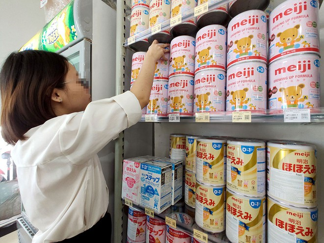 Confused Information Of Imported Powdered Milk Contains Carcinogens Vietnam Times