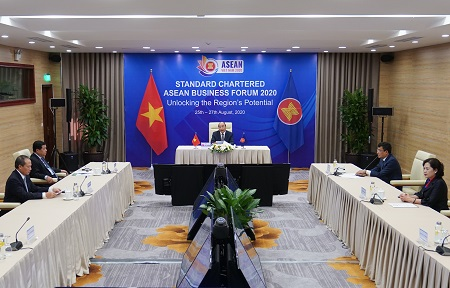 vietnam asean welcome international businesses to work and succeed together