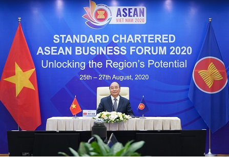 Vietnam, ASEAN welcome international businesses to work and succeed together