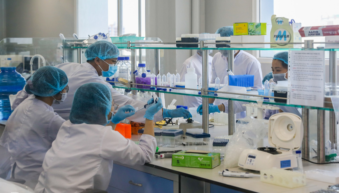 US Firm Arcturus to Transfer Covid-19 Vaccine Technology to Vietnamese Vingroup