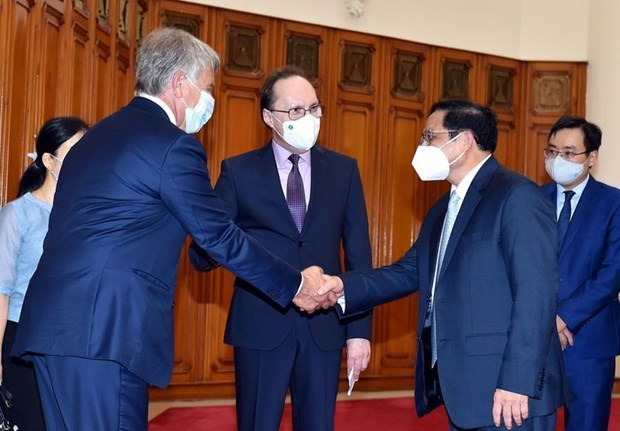 Vietnamese PM Commits Optimal Conditions For Newly-Appointed Russian Ambassador