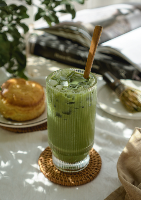 Beverage Shop At Home: Menu of Dilicious Homemade Drinks