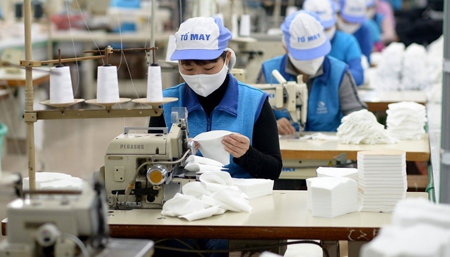Enterprises Face Difficulties and Risk of Falling Out of Global Supply Chains due to Covid
