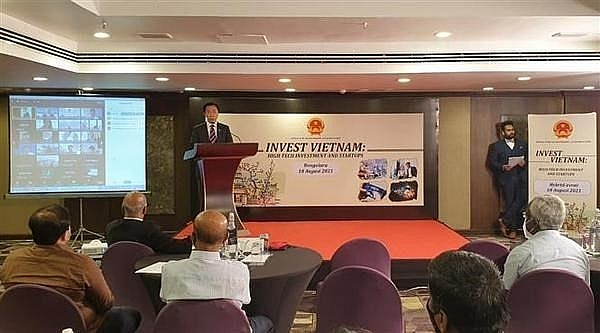 Vietnam and India Further Promote Cooperation Through Innovative Startup Ecosystem