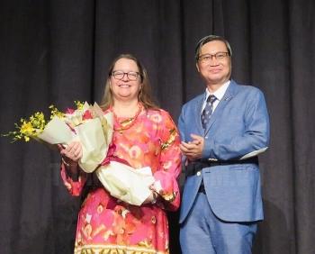 vietnam us mark 25th anniversary of diplomatic ties in hcmc