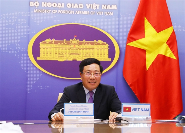 vietnam attends g20s meeting to advance code of conduct for border management cooperation