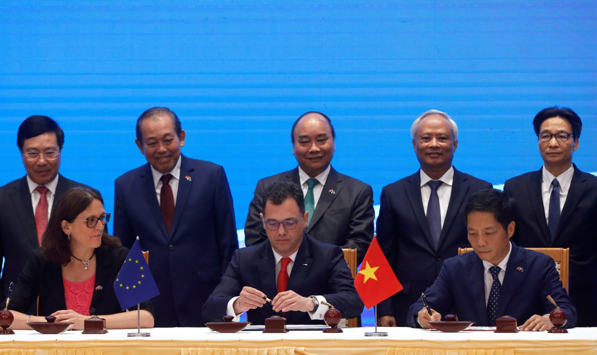 vietnam possibly emerges as one of eus top 10 largest trading partners