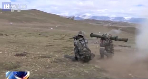 China-India border standoff' shots fired in the Himalaya showing a dangerous development