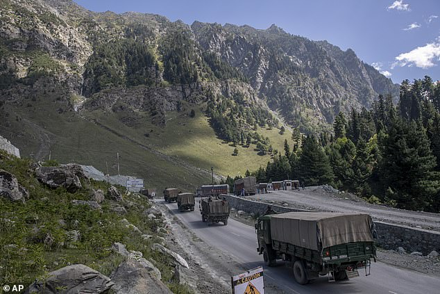 china india border standoff shots fired in the himalaya showing a dangerous development