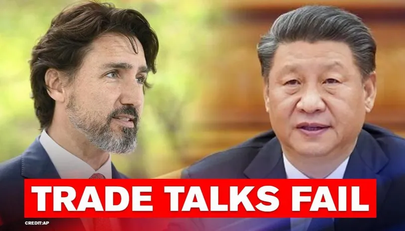 canada ends hoped free trade negotiations with china