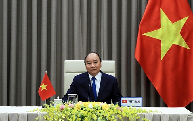 """Vietnam PM hails UN as """"center for harmonizing actions of nations"""""""