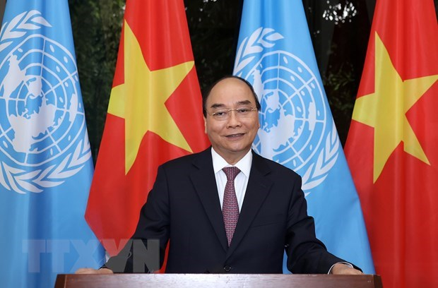 "Vietnam PM hails UN as ""center for harmonizing actions of nations"""