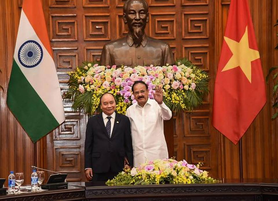 Vietnam, India cooperate in supply chains post COVID-19