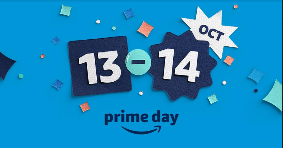 amazons prime day for the holidays on october 13 14