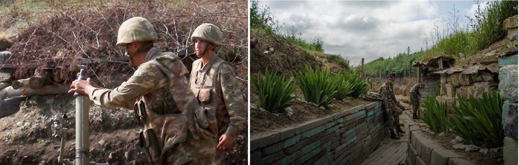 armenia azerbaijan clashes behind the fighting in nagorno karabakh