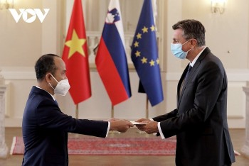 Vietnam, Slovenia Boost Economic Cooperation, COVID-19 Response