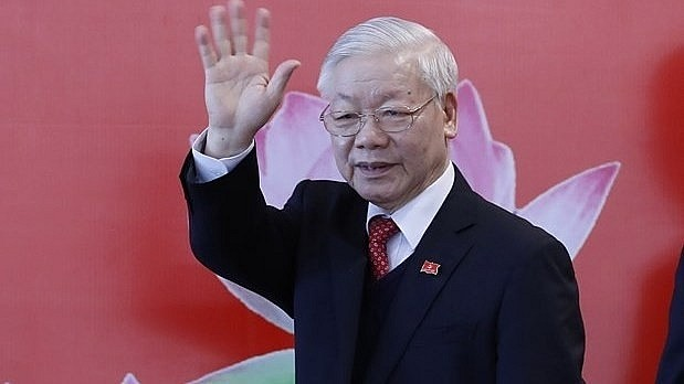 Party General Secretary Nguyen Phu Trong (Photo: VNA)