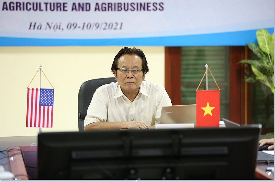 Vietnamese, American Companies Participate in Creative Webinar to Promote Agriculture and Agribusiness Cooperation