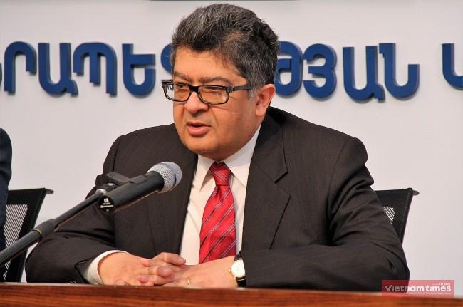 Armenian Ambassador Vahram Kazhoyan: Tourism and Education Cooperation Being Most Favorable