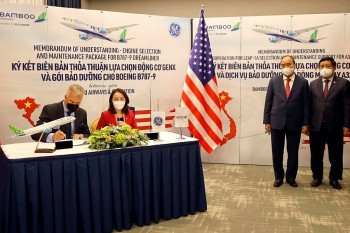 Vietnamese President Witnesses Bamboo Airways to Introduce US Market General Agent and Vietnam - US Nonstop Route