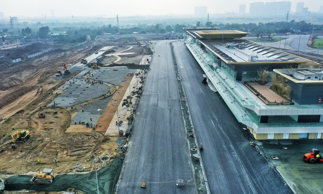 National Sports Complex Requests Land Return After F1 Cancellation