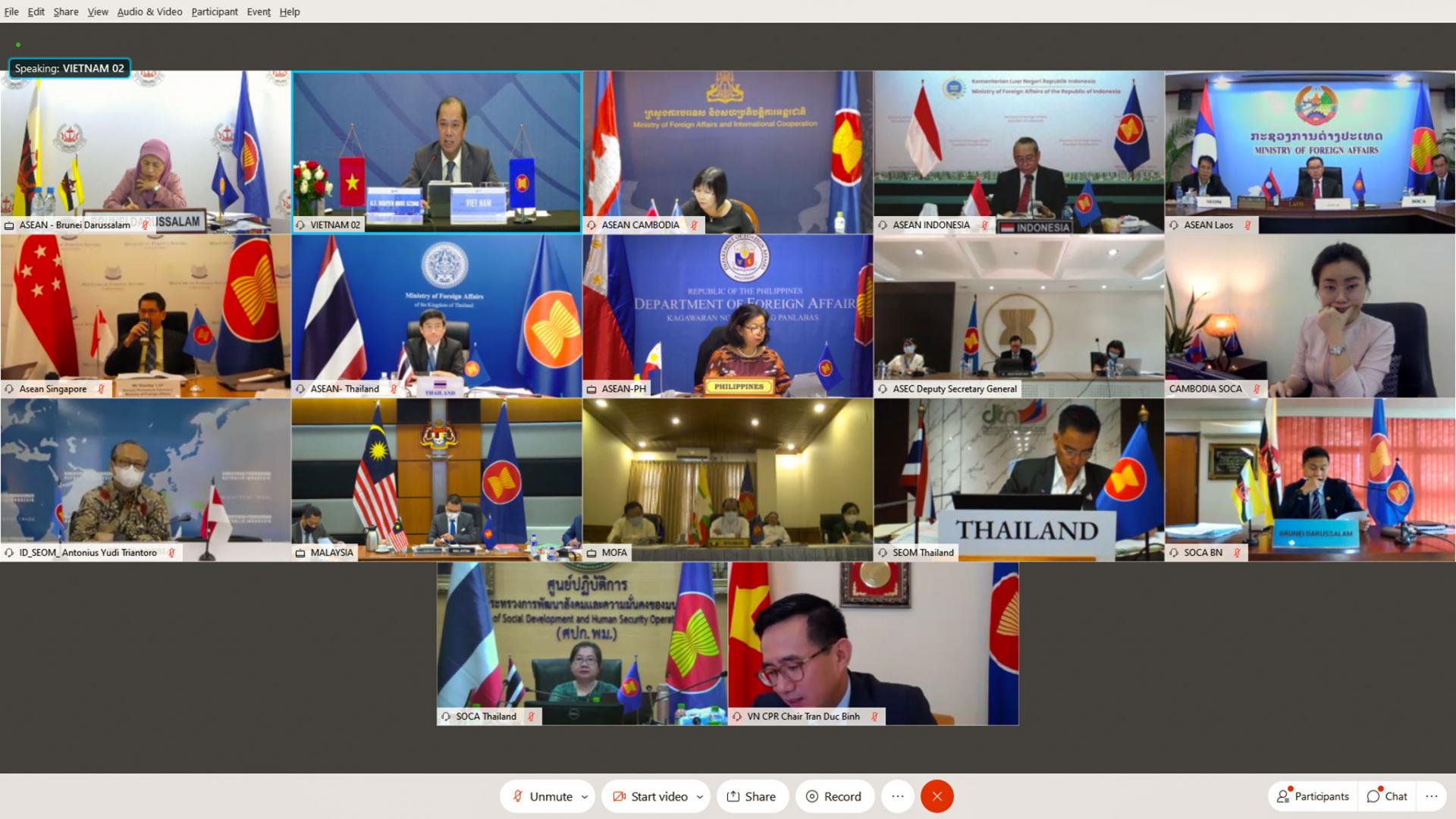 asean appreciates timor leste resolve to join bloc