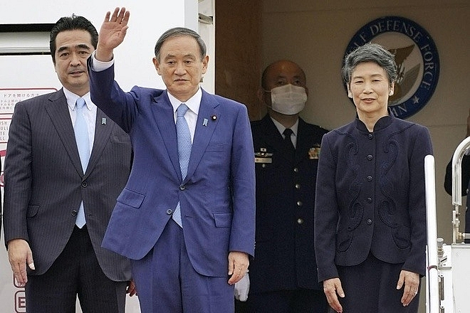 Japanese PM Suga to officially visit Vietnam on October 18