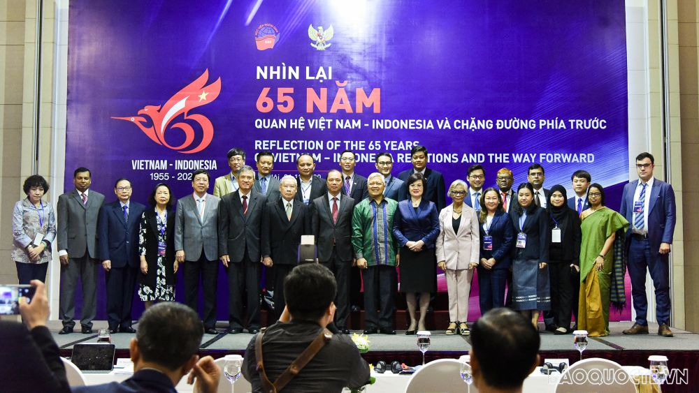 Vietnam-Indonesia's 65 years of enduring friendship overcoming challenges