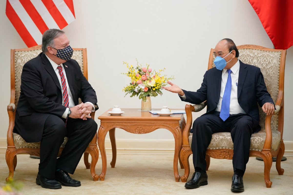 us and vietnam the important comprehensive partnership
