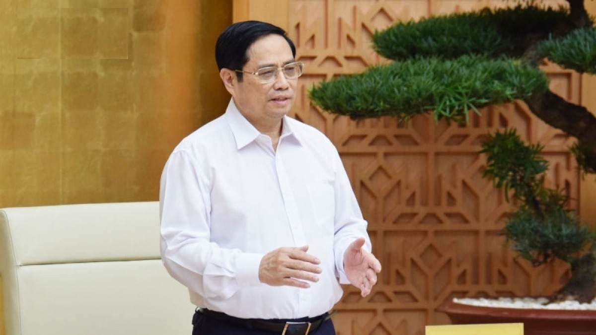 Government Chief Affirms Determination to Spur Economic Growth