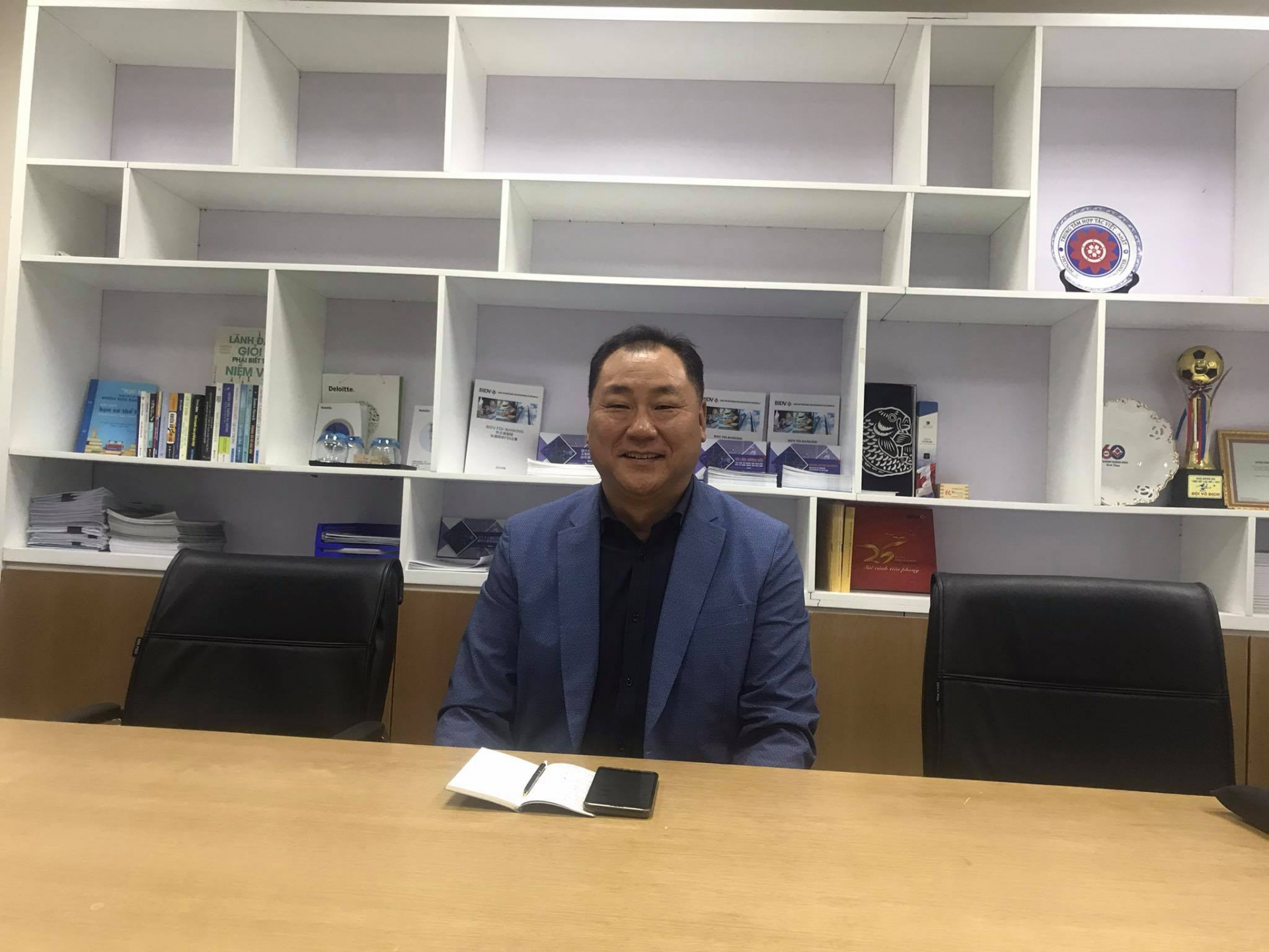 ROK enterprises in a wave of moving supply chain into Vietnam, Vice President of KBIZ Vietnam
