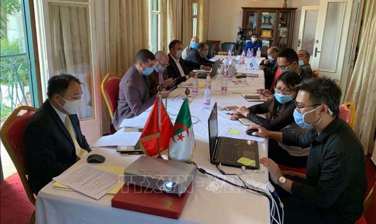 vietnam and algeria promote trade investment cooperation