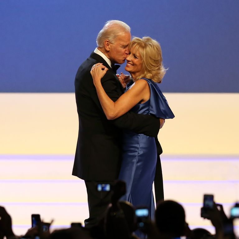 who is jill biden a lady of the american sweet love story couple