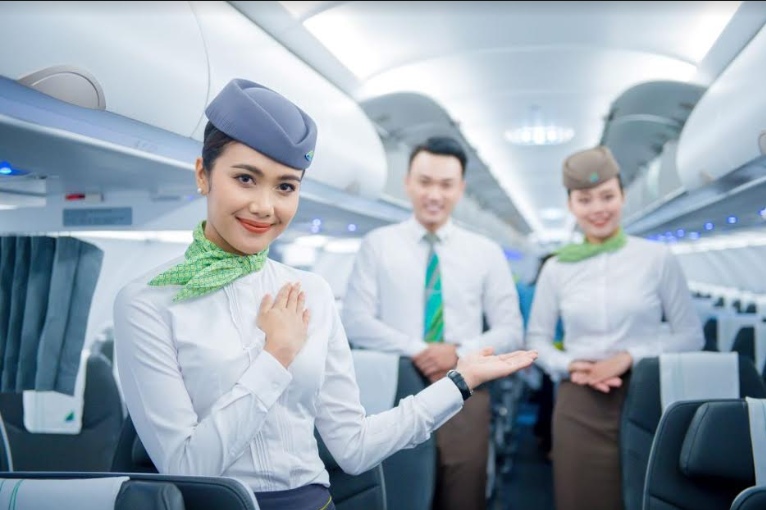 bamboo airways voted as asias leading regional airline by world travel awards