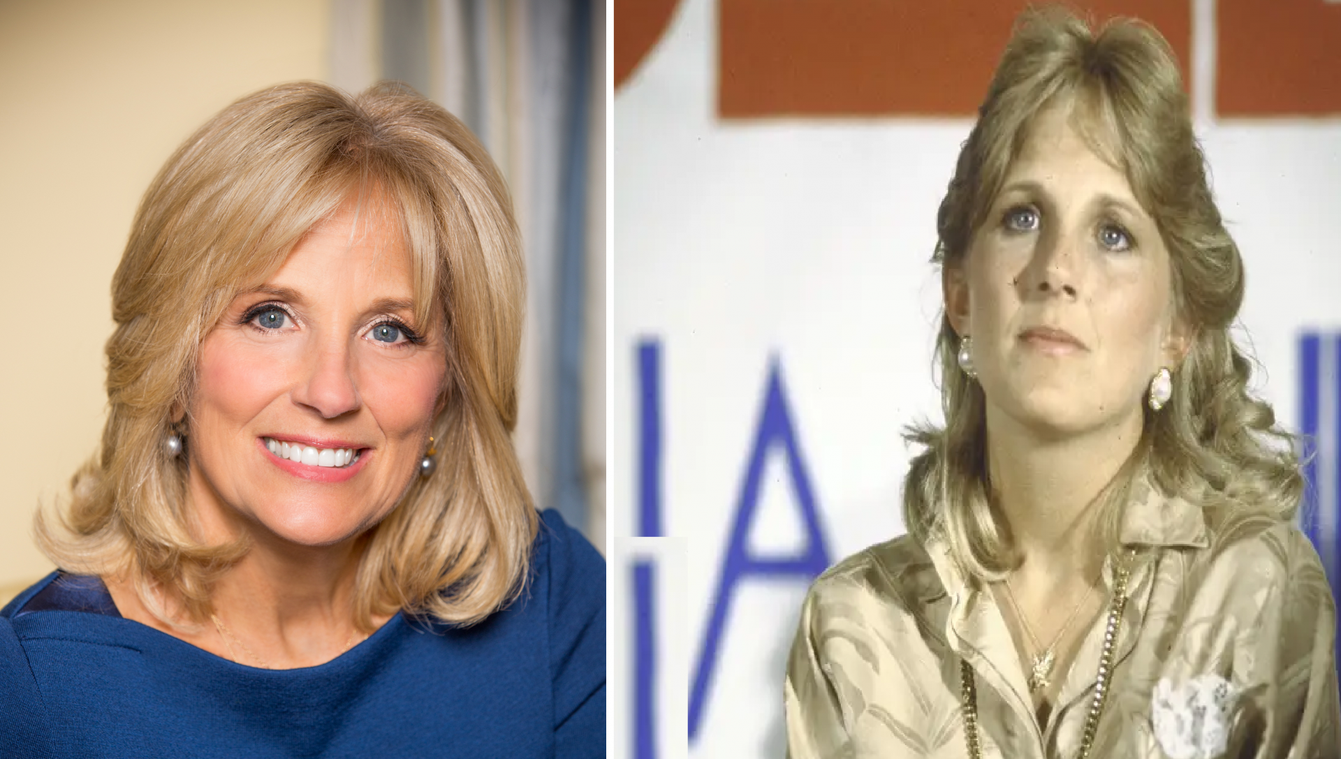 Who is Jill Biden? A couple of the sweet love story