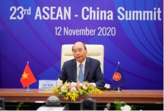 asean china enjoy dynamic and substantive partnership pm says