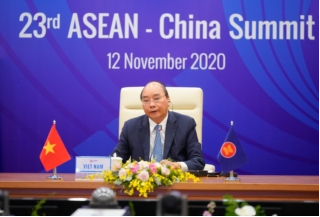 asean china enjoy dynamic and substantive partnership pm says