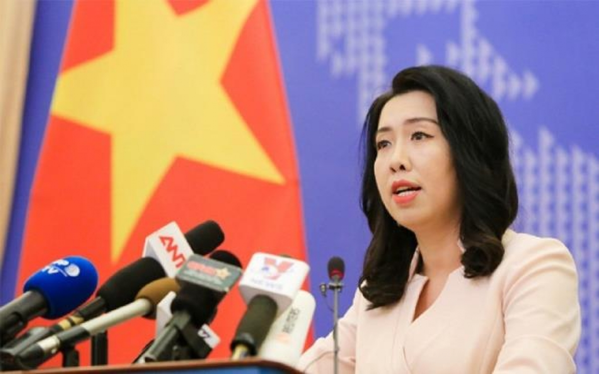 maintaining bien dong sea south china sea peace stability a must fm spokesperson