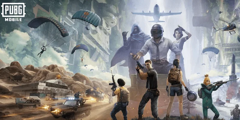 pubg mobile india apk appears on official website here all for yours