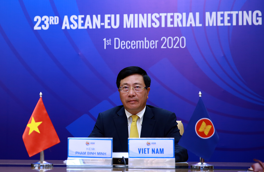 ASEAN and EU elevated to the strategic partnership