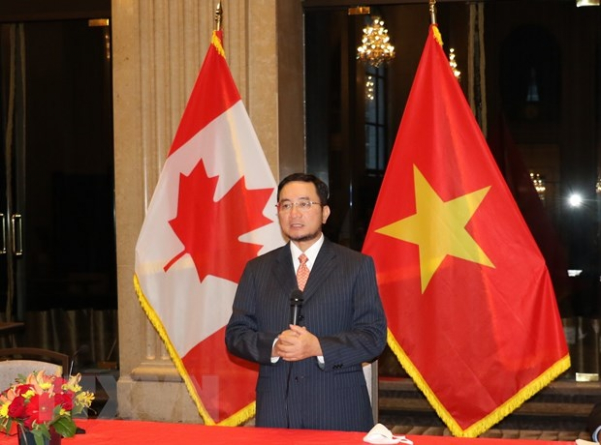 vietnam canada make efforts to effectively exploit cptpp post covid 19