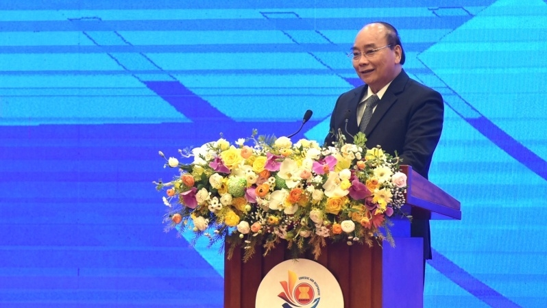 pm vietnam becomes strong trustworthy mainstay in asean