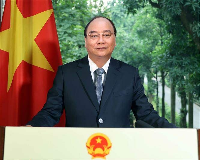 pm nguyen xuan phuc congratulates oecd on 60th anniversary