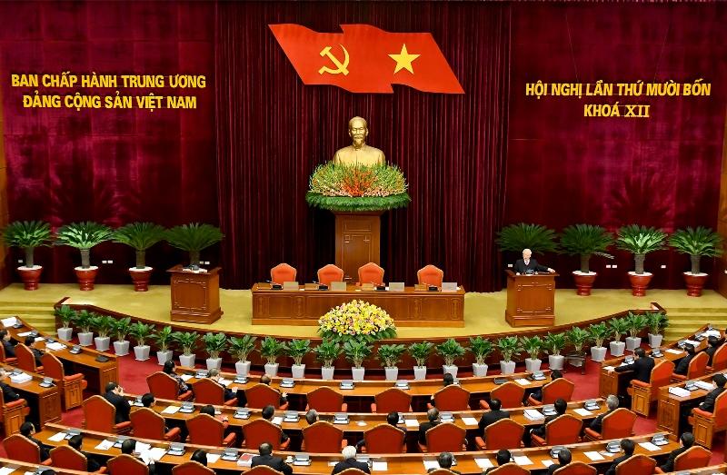 vietnams 13th national party congress to open on january 25 februrary 2
