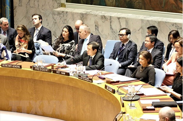 vietnam performs well the role of unsc non permanent member